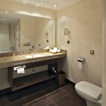 Eine Hotelbadsanierung lässt sich auch finanzieren.