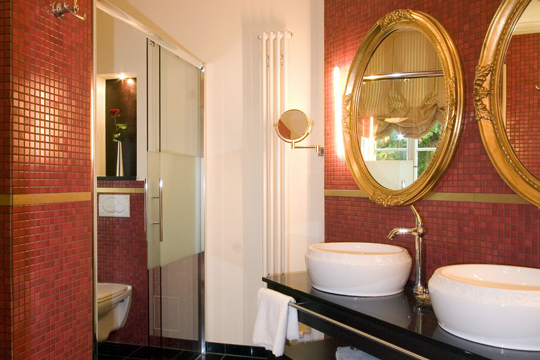Hotel grenzhof heidelberg k nig b der for Badideen 2015