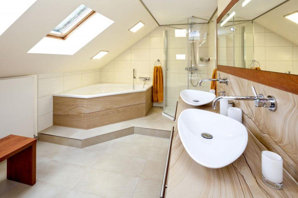 so gelingt die badrenovierung k nig b der. Black Bedroom Furniture Sets. Home Design Ideas