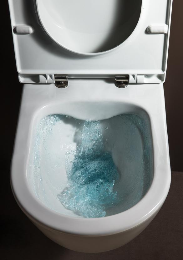 sp lrandloses wc f r perfekte hygiene k nig b der. Black Bedroom Furniture Sets. Home Design Ideas