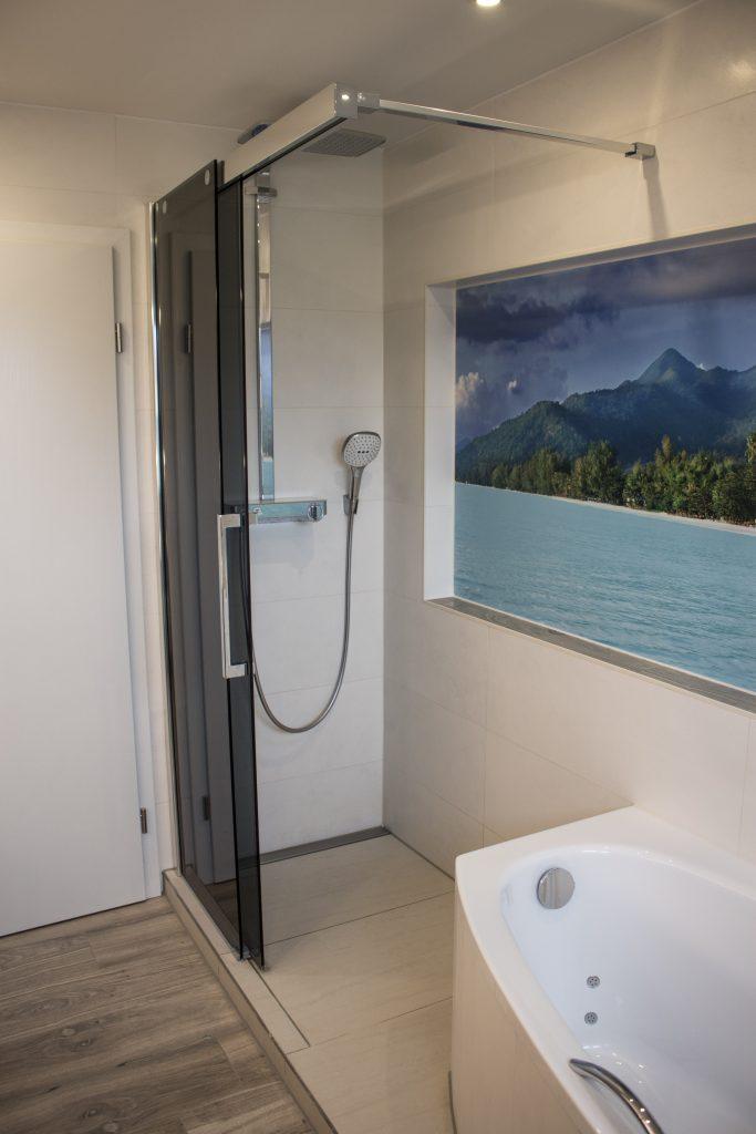 Referenz - Bad nach Sanierung